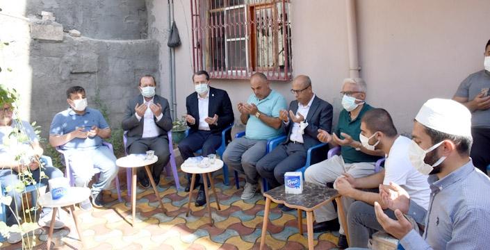 Memur - Sen Genel Başkanı Yalçın'dan Suzan öğretmenin ailesine taziye ziyareti