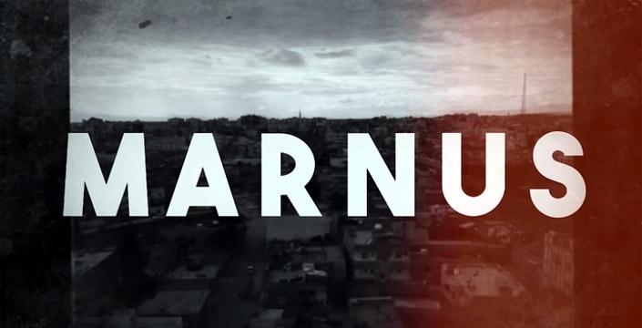 Nusaybin'de çekimleri yapılan Marnus dizisinin ilk bölümü yayımlandı