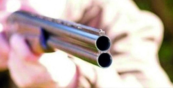 Kardeş ağabeyi tüfekle vurdu iddiası