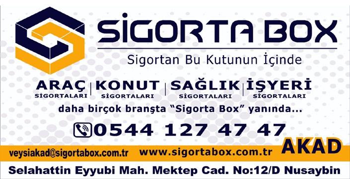 Nusaybin'de Sigorta Box açıldı