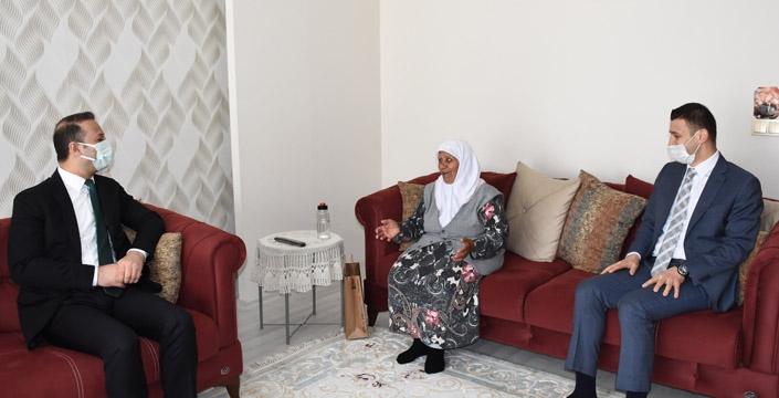 Nusaybin'de Yaşlılar Haftası kutlandı