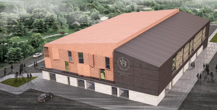 Nusaybin'e Bin Seyirci Kapasiteli Spor Salonu yapılacak