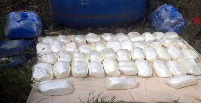 Nusaybin - Koruköy'de 50 kilogram EYP yakalandı