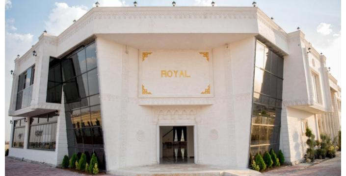 Royal Düğün Salonunda randevular devam ediyor