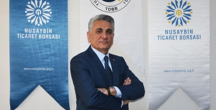 Ticaret Borsası Başkanı Aktaş'tan Ramazan Bayramı kutlama mesajı