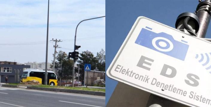 Trafiğin kontrol altına alınması için EDS sistemi kurulacak